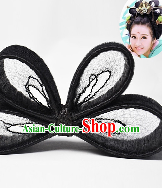 Chinese Traditional Hair Extension