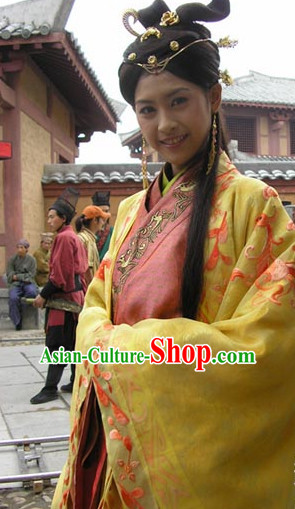 Chinese Ancient Style Kimono Dresses for Women