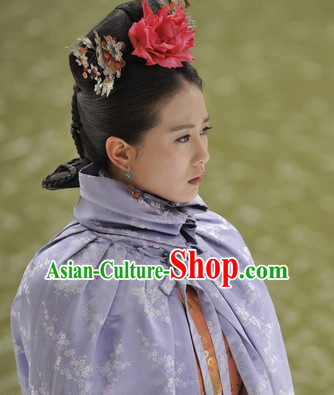Chinese Qing Princess Hair Ornaments
