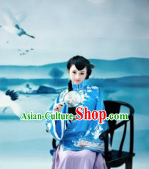 Chinese Minguo Time Female Clothing