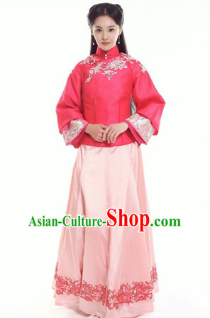 Chinese Minguo Time Female Outfits
