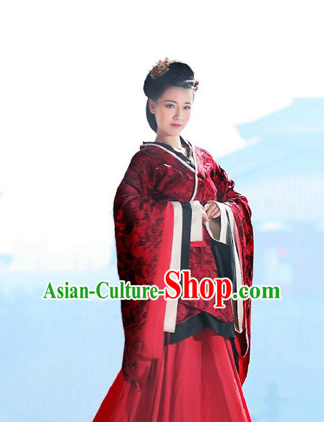 Ancient Chinese Princess Costumes for Adults