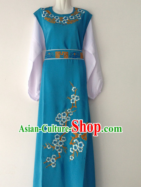 Chinese Opera Plum Blossom National Costumes