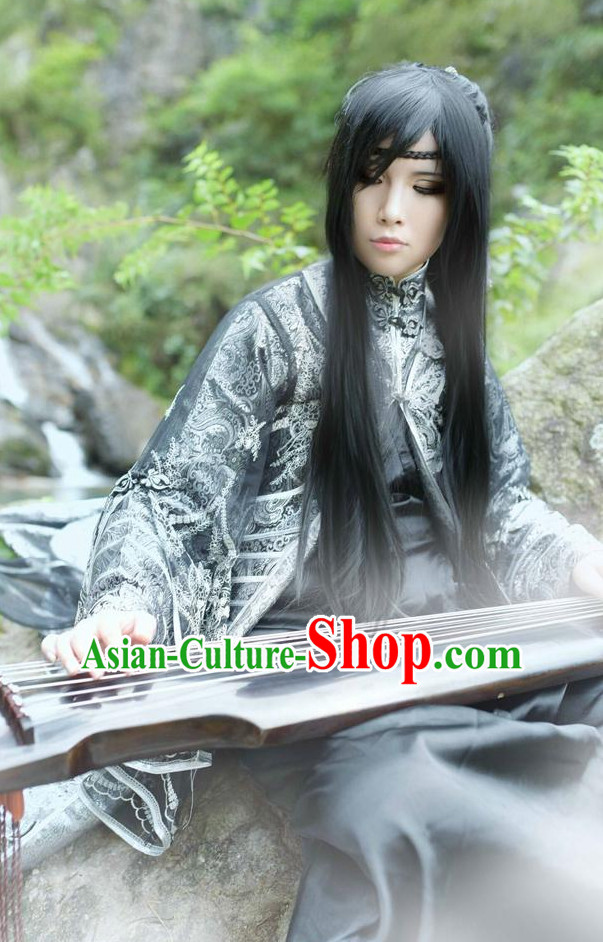 Chinese Style Swordsman Costume for Women