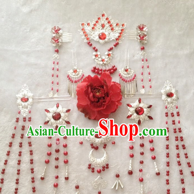 Chinese Style Princess Handmade Hair Accessories