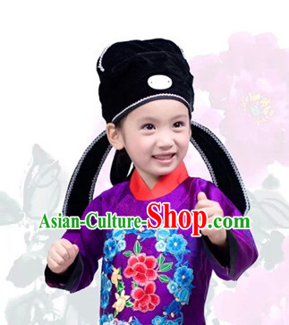 Chinese Ancient Kids Official Hat