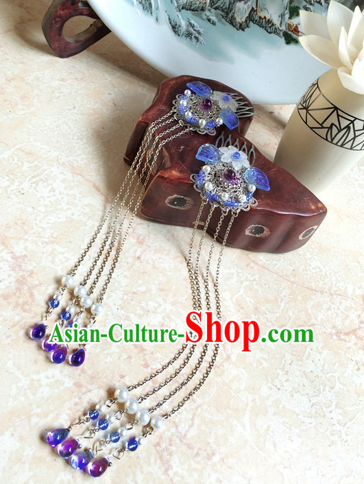 Buy Directly from China Traditional Chinese Costumes Handmade Hair Accessories