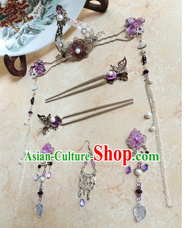 Chinese Ancient Style Female Hair Accessories