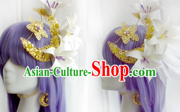 Chinese Ancient Princess Style Hair Accessories