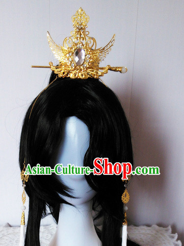 Chinese Ancient Palace Style Prince Hair Accessories Headwear