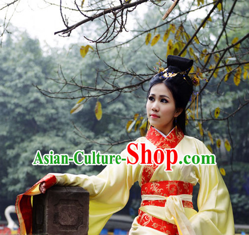 Chinese Ancient Lady Hair Wigs
