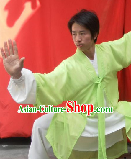 Chinese Taoist Suit Complete Set for Men