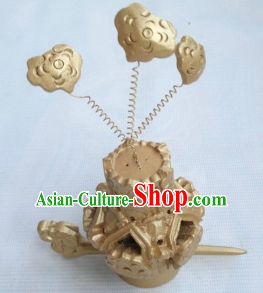 Chinese Ancient Taoist Hair Accessories