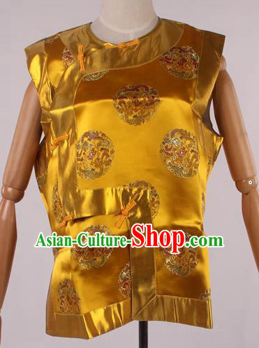 Chinese Traditional Peking Opera Brocade Jacket