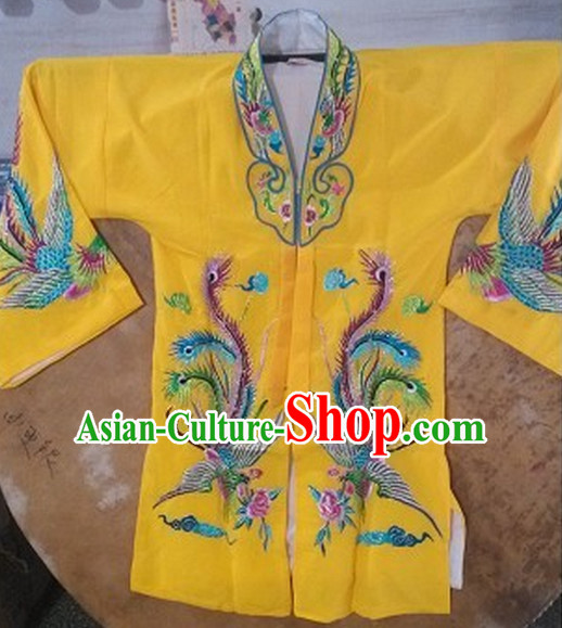 Handmade Ancient Chinese Beijing Opera Princess Hua Tan Hua Dan Phoenix Costumes for Women