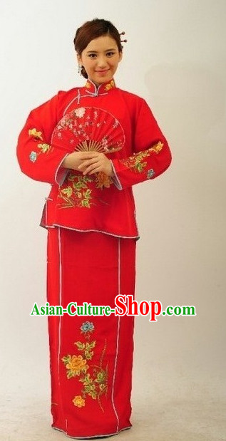 Traditional Chinese Beijing Opera Costume for Women