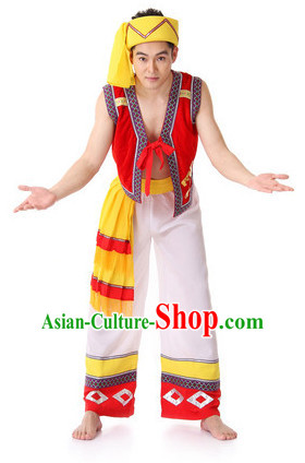 China Traditional Men's Dancewear