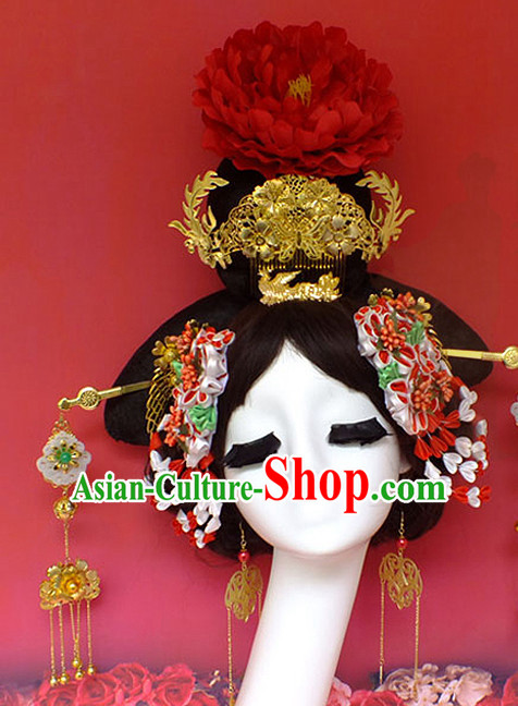 Chinese Traditional Empress Hair Accessories