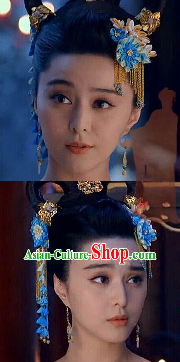 Chinese Traditional Empress Handmade Hair Accessories