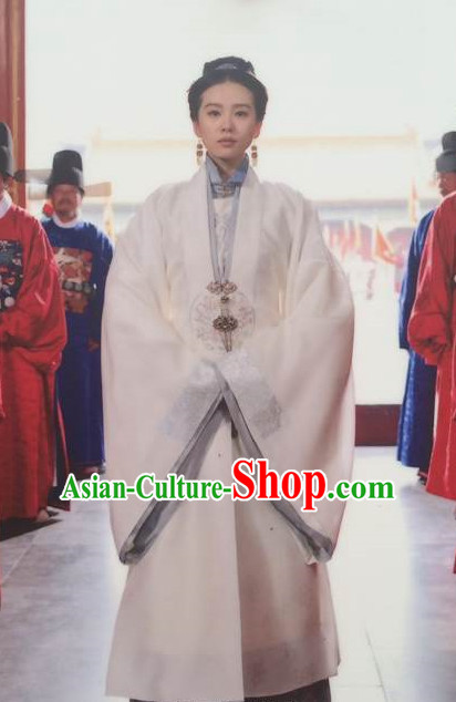 Ancient Chinese Famous Female Doctor Clothes