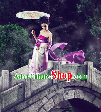 Chinese Hanfu Asian Fashion Japanese Fashion Plus Size Dresses Vntage Dresses Traditional Clothing Asian Empress Costumes