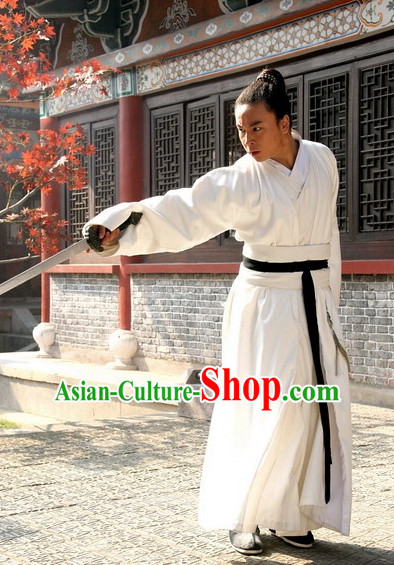 Chinese Hanfu Asian Fashion Japanese Fashion Plus Size Dresses Traditional Clothing Asian Swordsmen Han Fu Costumes
