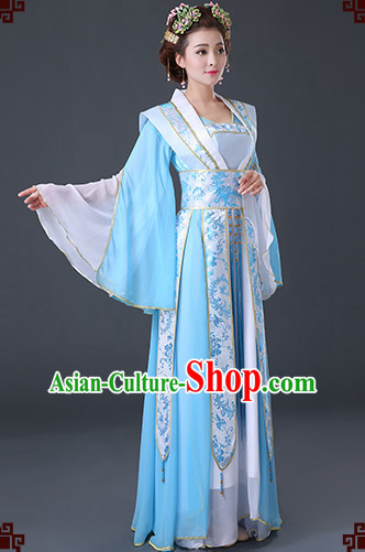Chinese Hanfu Asian Fashion Japanese Fashion Plus Size Dresses Traditional Clothing Asian Princess Costume for Girls