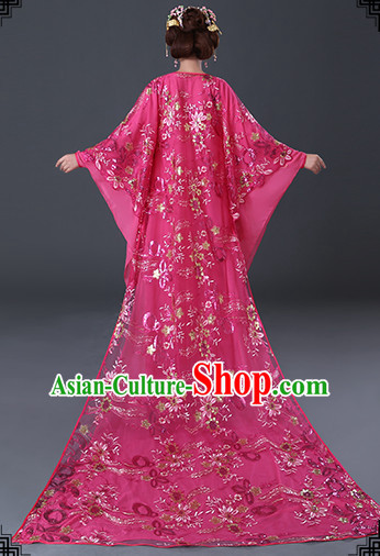 Chinese Hanfu Asian Fashion Japanese Fashion Plus Size Dresses Traditional Clothing Asian Empress Clothing for Women