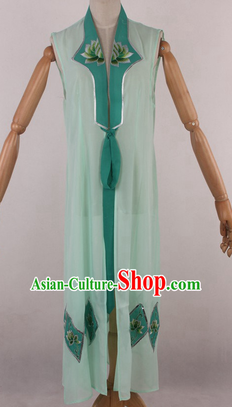Chinese Traditional Oriental Clothing Theatrical Costumes Opera Nun Costumes