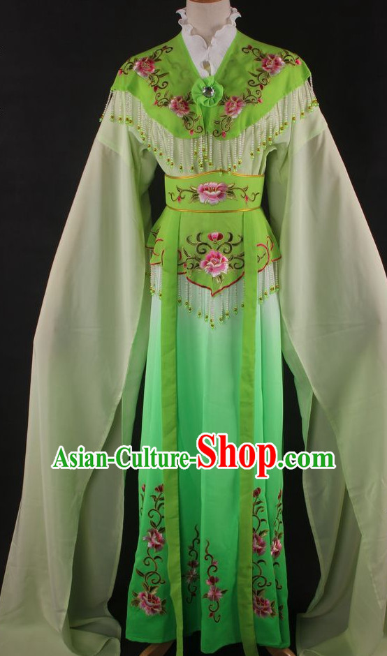 Traditional Chinese Dress Chinese Clothes Ancient Chinese Clothing Theatrical Costumes Opera Cultural Costume for Women