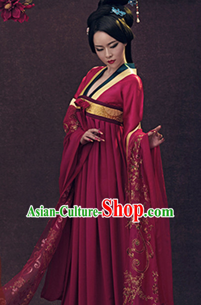 Traditional Chinese Photo Costume Queen Costumes for Ladies