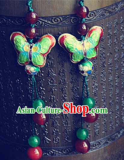 Handmade Chinese Classical Earrings