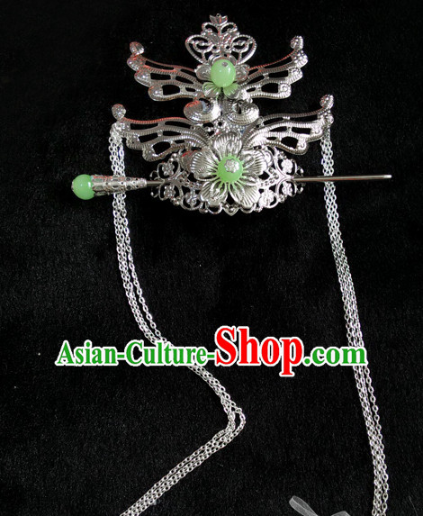 Handmade Chinese Classical Hair Accessories Barrettes Hairpin Hair Sticks Hair Jewellery Hairpins
