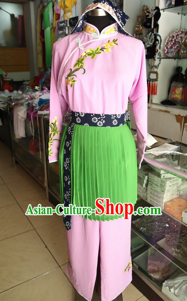 Traditional Chinese Dance Costumes Costume for Women