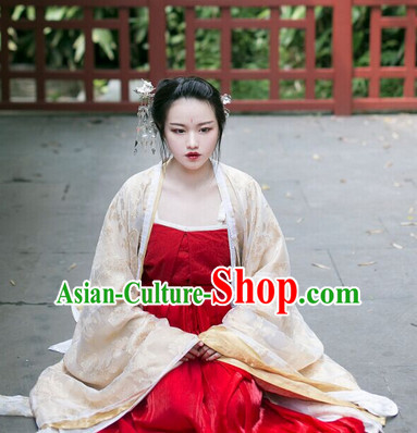 Ancient Chinese Ladies Clothes
