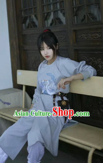 Ancient Chinese Hanfu Clothes