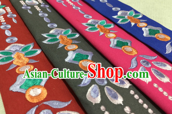 Ancient Style Handmade Chinese Traditional Hair Band Hair Bands Headbands Hair Decorations for Girls