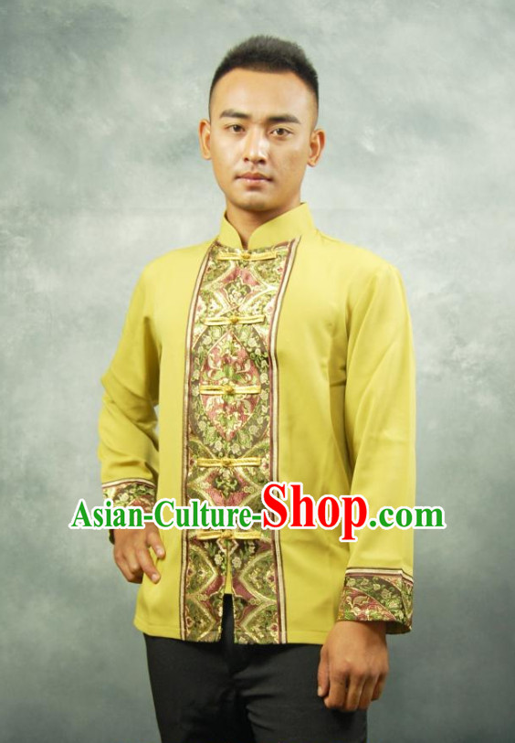 Thailand Traditional Uniform for Men