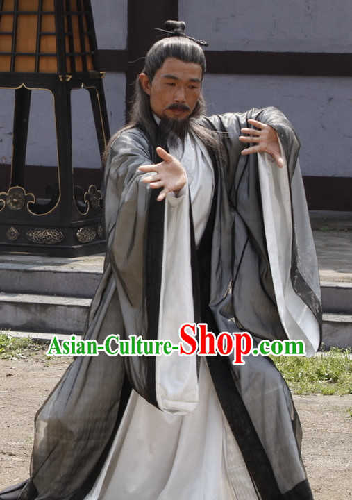Tai Chi Master Ancient Costuems for Men