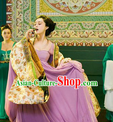 Tang Dynasty Imperial Outfit for Ladies