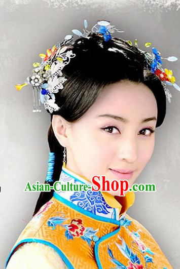 Qing Beauty Hair Accessories