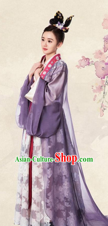 Ancient Lady Han Fu Clothes