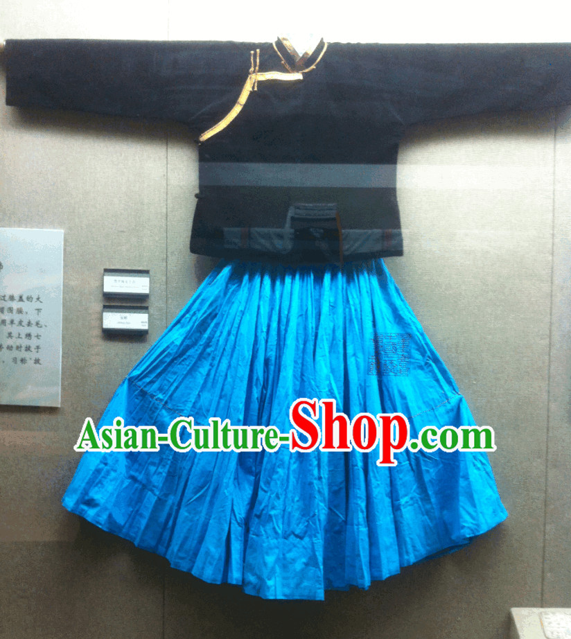 China Ethnic Female Dresses