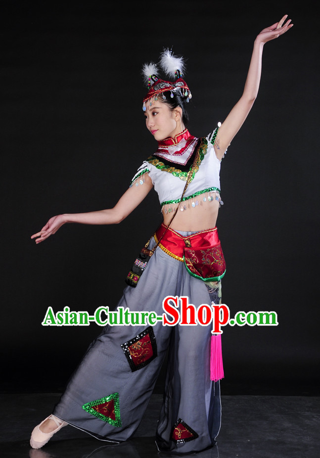 Stage Performance Classical Dancing Costume