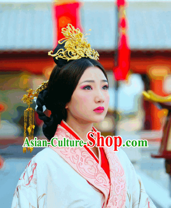 Ancient Imperial Empress Hair Accessories Set