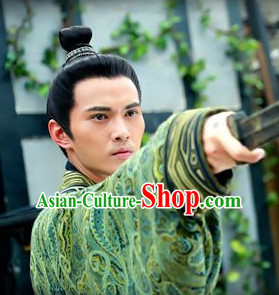 Ancient Chinese Male Wigs