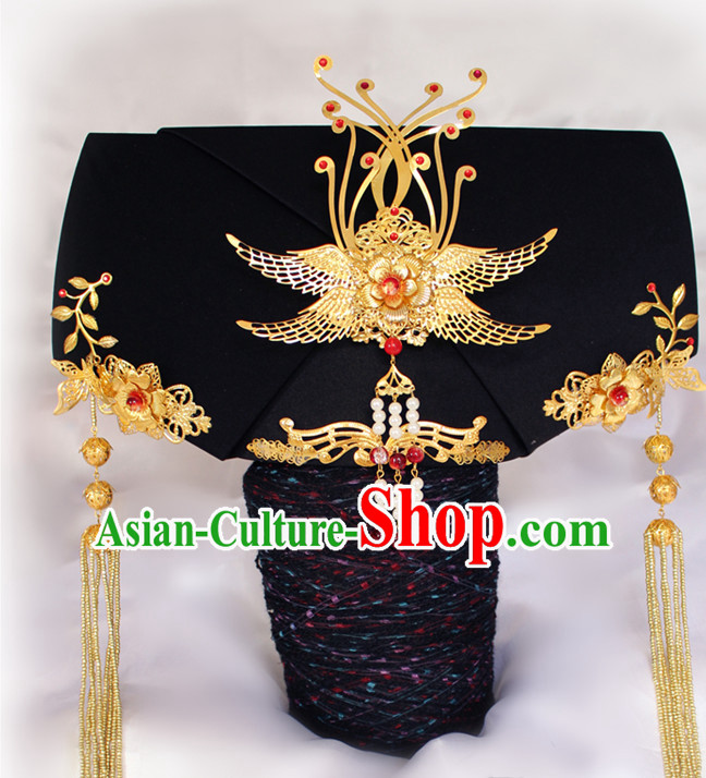 Qing Palace Imperial Head Pieces for Women