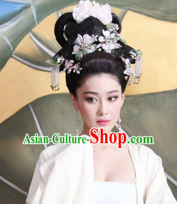 Chinese Handmade Flower Hair Accessories Headband Headbands Fascinators Wedding Hair Clips