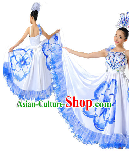 Chinese Folk Dancing Uniform Dancewear Discount Dane Supply Dance Wear China Wholesale Dance Clothes
