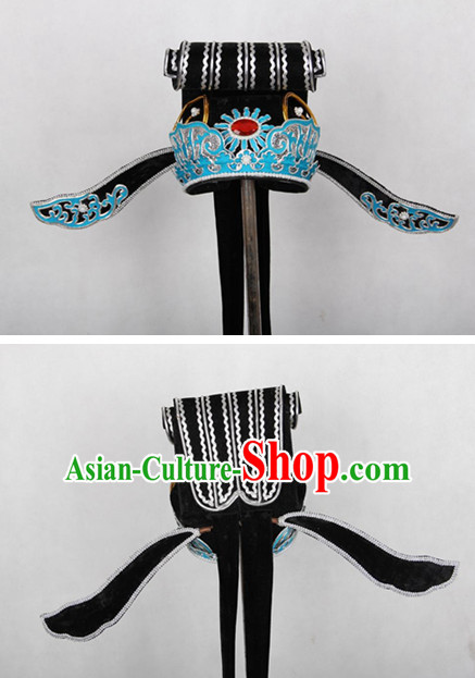 Chinese Opera Headwear Headpieces Official Hat